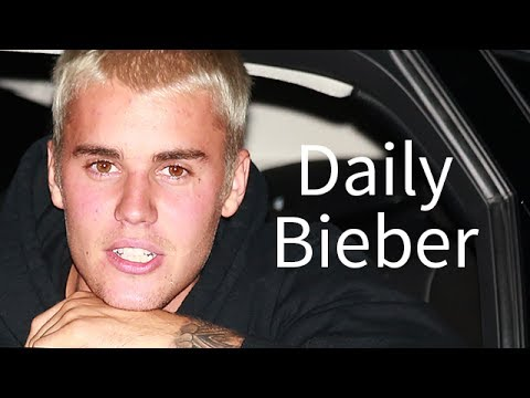 Justin Bieber Teases New Album - VIDEO