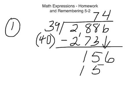 Math expressions grade 3 homework and remembering