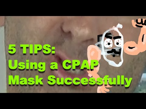 Things You Need To Know Should You Put on a CPAP Mask
