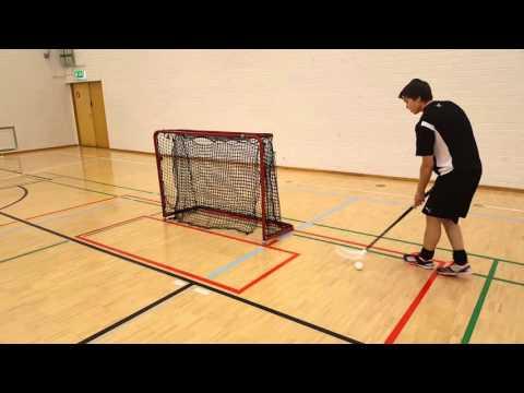 Floorball Tricks