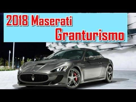 2018 maserati granturismo redesign interior and exterior youtube. Black Bedroom Furniture Sets. Home Design Ideas