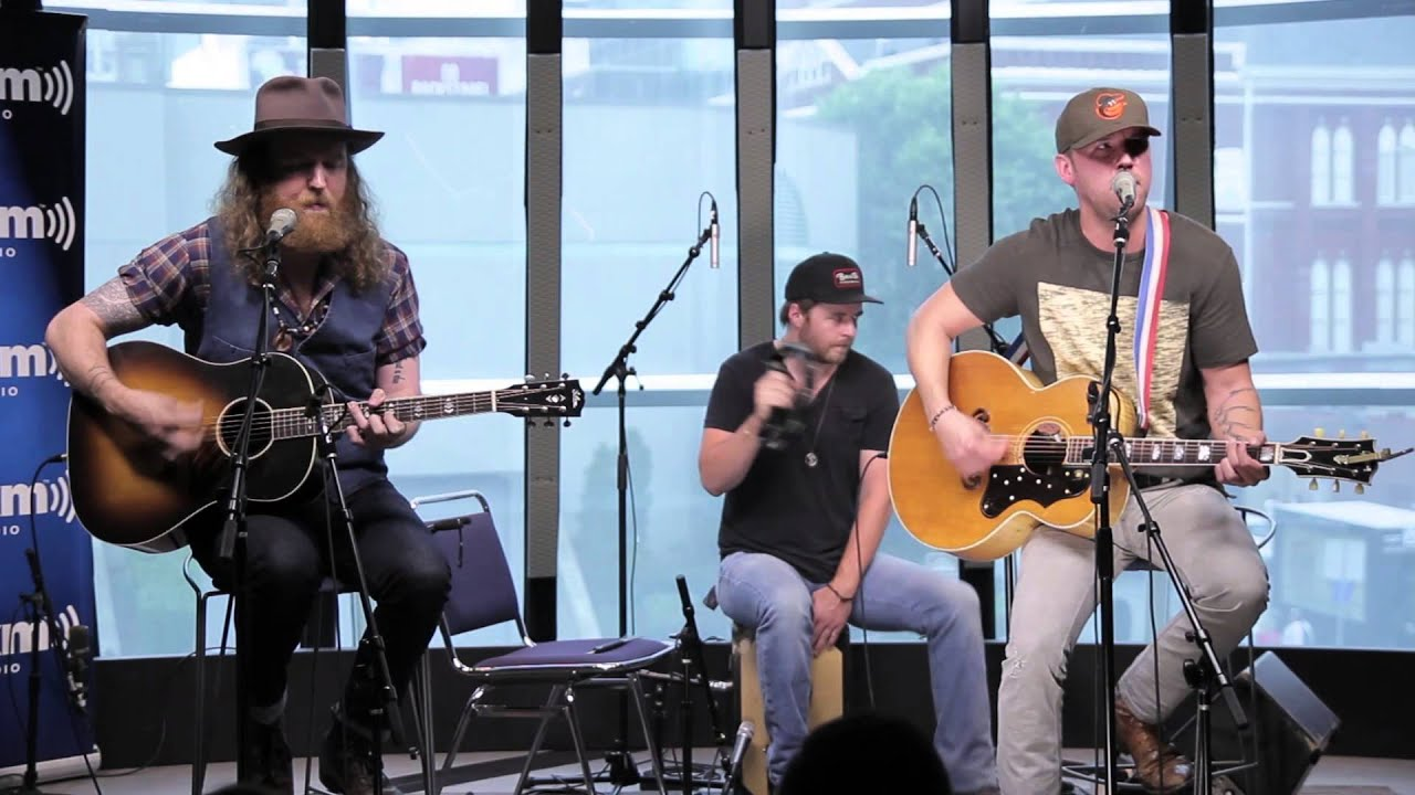 "Brothers Osborne ""stay Little Longer"" Live Siriusxm"
