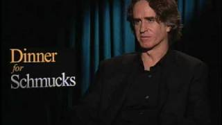 Interview Part 1 With Director Jay Roach On Dinner For Schmucks