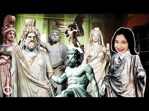 How Greek Mythology Inspires Us (feat. Lindsay Ellis) | It's Lit! | PBS Digital Studios