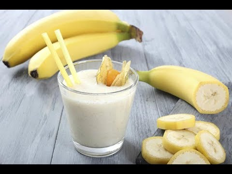 how to lose weight fast how to lose belly fat with this banana drink