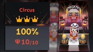 Rolling Sky - Circus