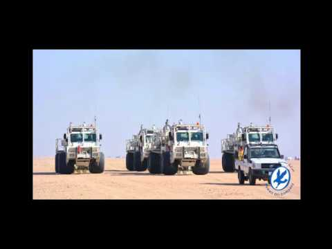 KOC   EXPLORATION GROUP MOVIE   Seismic Projects 2015 ARABIC شركة نفط الكويت