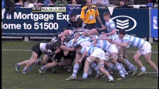 Blackrock v Newbridge - Leinster Schools Senior Cup Semi-Final