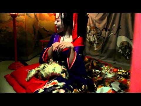 VIVERE E LAVORARE IN GIAPPONE : KYOTO STUDIO TOEI VILLAGE EDO SAKE EVENT