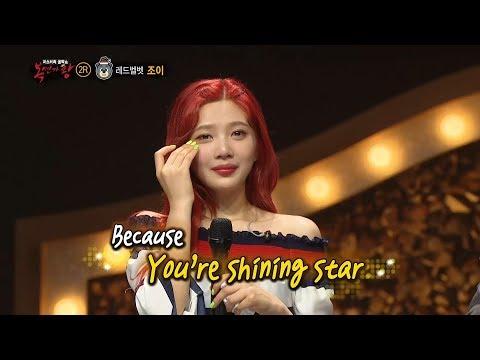 【TVPP】Joy(Red Velvet) –Crying Interview, 조이(레드벨벳)- 눈물의 인터뷰@King of Masked Singer