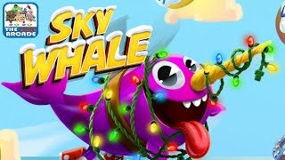 Sky Whale - Sugar Rush Straight Into Outer Space (iPad Gameplay, Playthrough)