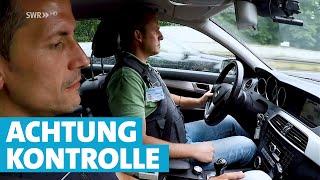 Unterwegs mit der Autobahnpolizei I Landesschau Baden-Württemberg