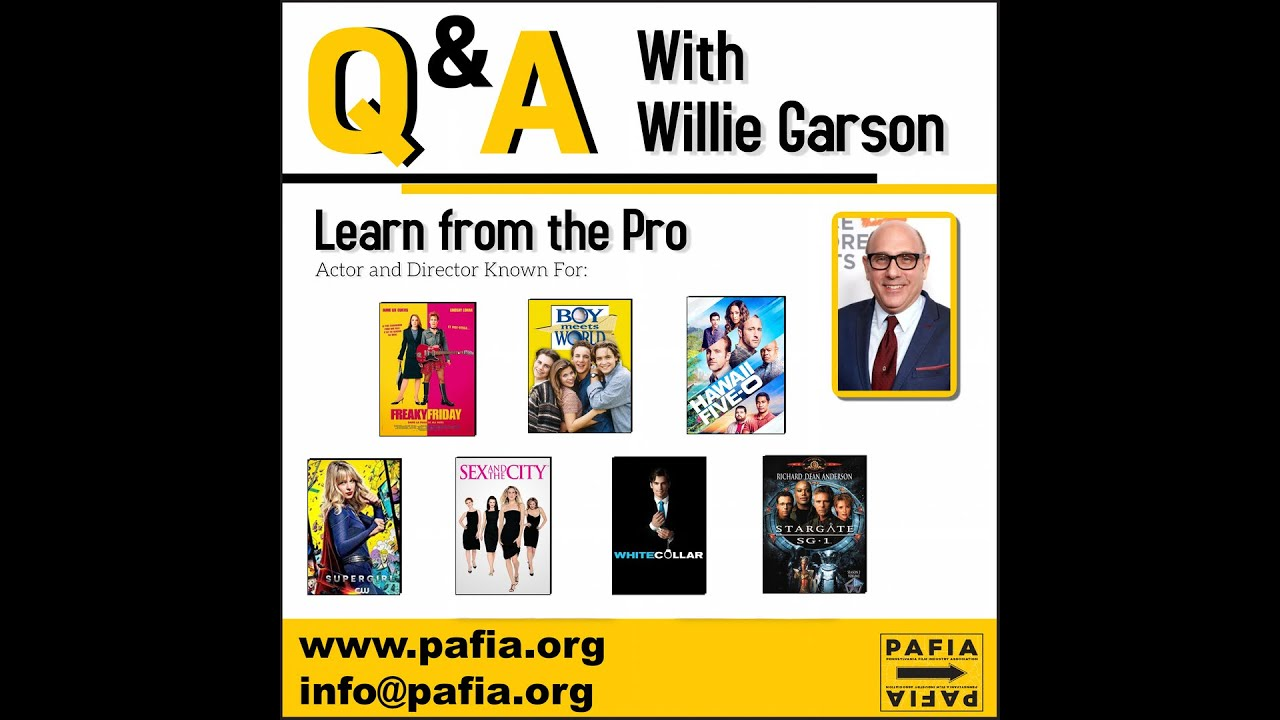Masterclass with Willie Garson