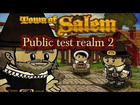 Town of Salem Public Test Realm: Beta 2.7 showcase