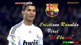 Cristiano Ronaldo ● First