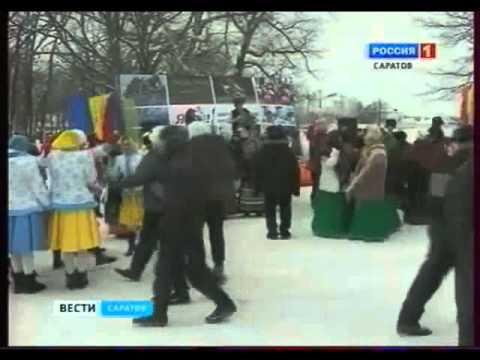 """""""Саратовская лыжня"""" собрала более трех тысяч человек"""
