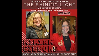 Mo Gibbons The Shining Light VideoPodcast