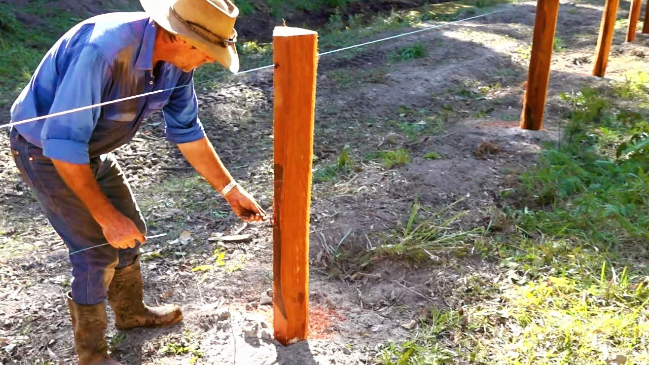Rural Fencing TIPS From the PROS