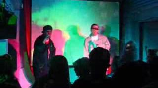 Don Bigileone aka Big Jay - Jalat Alta live @ Harju Goes Hiphop