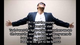 Prince Stamina Ft. Donnie Cash - Famous (Lyrics)
