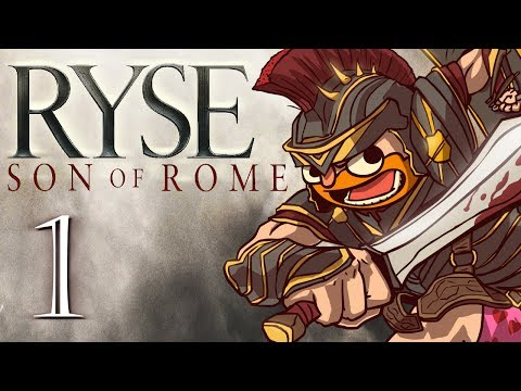 Ryse: Son of Rome [Part 1] - There's no place like Rome
