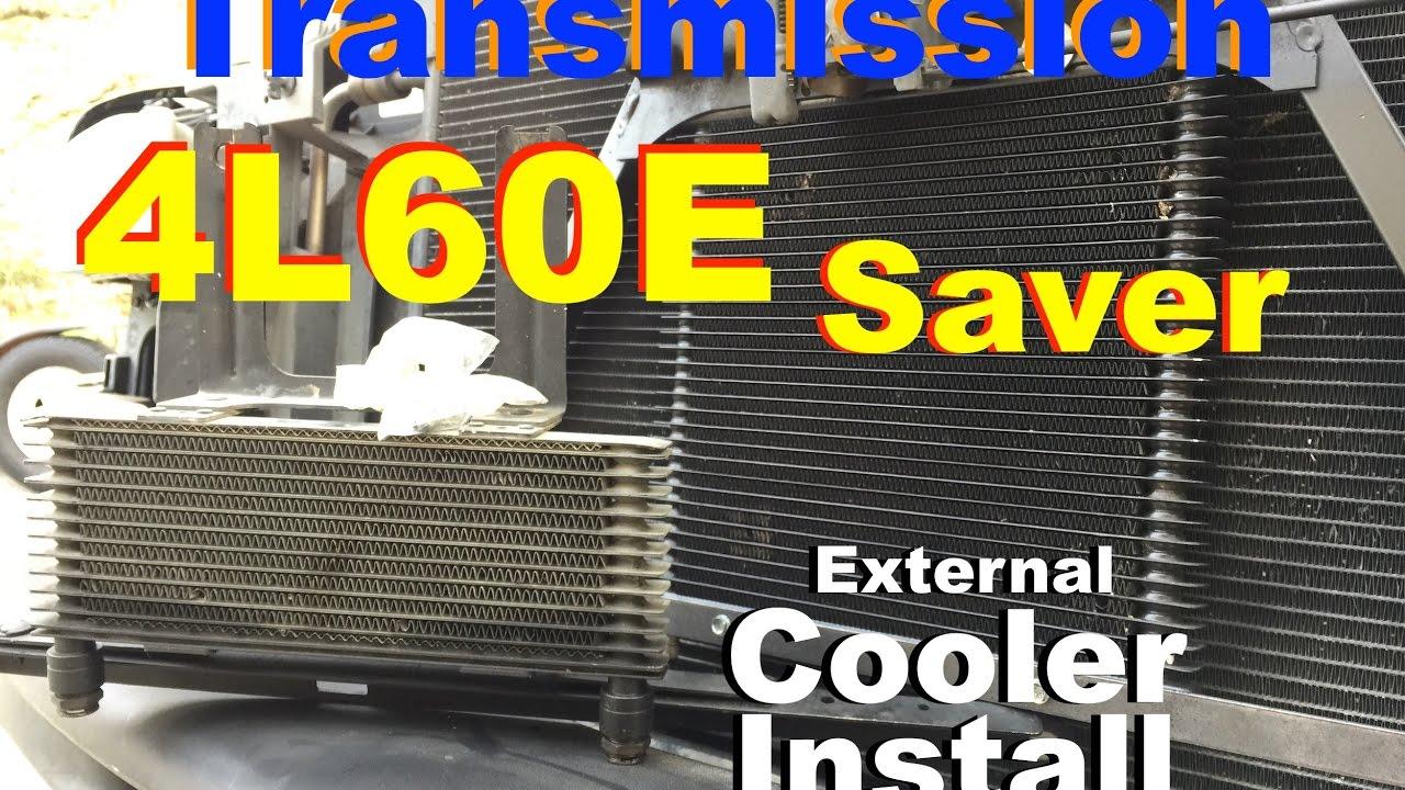 1994 k1500 transmission cooler lines