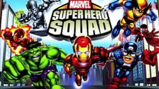 ~Superhero Squad Theme~
