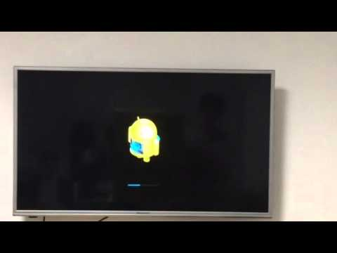 Video instruction to update the firmware for M8 TV box