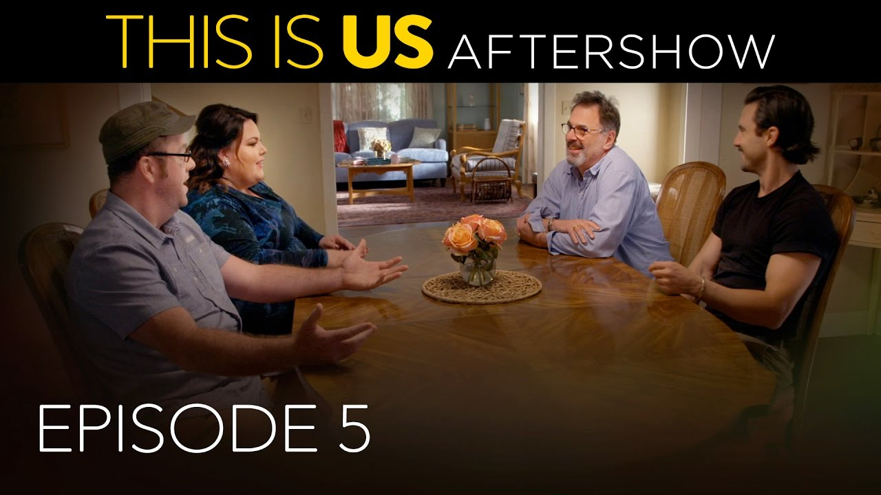 This Is Us Aftershow Season 1 Episode 5 Digital