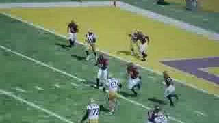 NCAA Football 09 (PS3) - Awesome Play