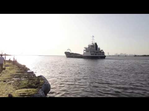 Ship Fishya 2 | Abu Dhabi, Mussafah, UAE | Full HD 1080P