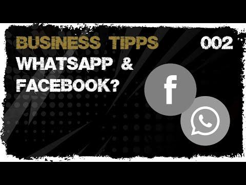 business tipps #002 - Kommunikationskanäle: WhatsApp oder Facebook Messenger für interne Nachrichten