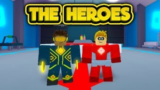HEROES OF ROBLOXIA! (Missions 1-4 & Secret Easter Egg)