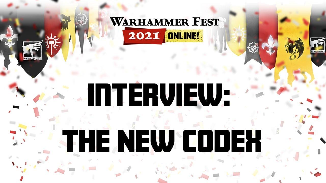 Stu Black and the Adepta Sororitas – Warhammer Fest Online