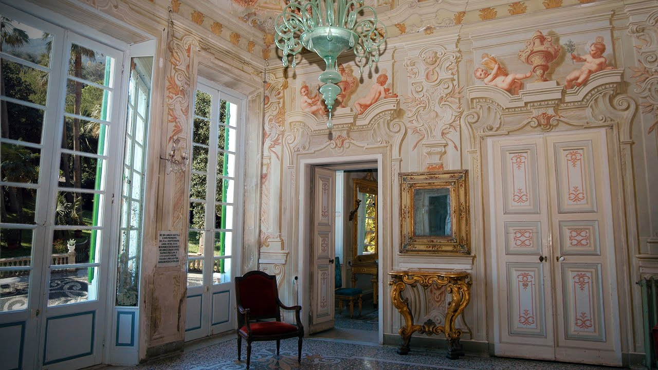 Parco Villa Durazzo Santa Margherita Ligure