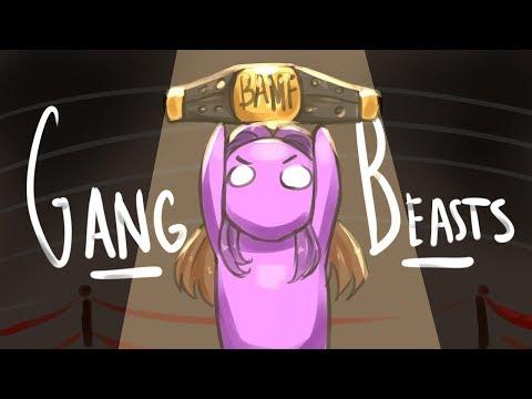 GANG BEASTS MULTIPLAYER CRAZYNESS! (Teaser)