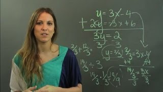 How to Solve Linear Equations by Elimination Method : Linear Algebra Education