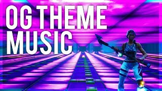 OG Fortnite Thème Song- Fortnite Music Blocks (WITH CODE)