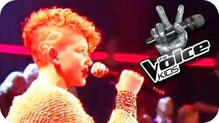 Arrows - Fences (feat. Macklemore & Ryan Lewis) (Sissi) | The Voice Kids 2015 | Blind Auditions