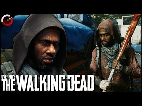 RAIDING THE BANDIT CAMP AND KILL ALL | OVERKILL's The Walking Dead Gameplay thumbnail