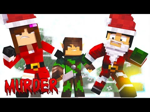 Download Youtube: CADÊ O ESPÍRITO DE NATAL? XD - Minecraft Murder Mystery