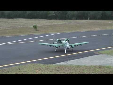 A10 WartHog at RCACF
