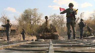 В Волгоградской области стартовали военные учения