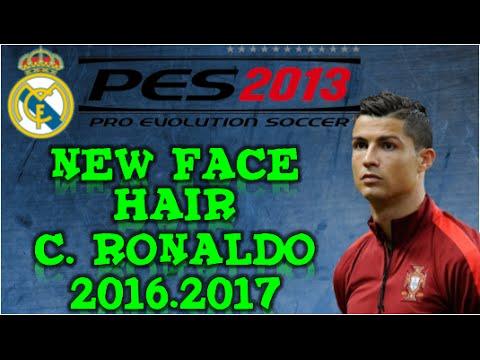 NEW FACE HAIRCRISTIANO RONALDOPES PC YouTube - Download hair cristiano ronaldo pes 2013