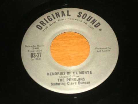 Beautiful Doo Wop written by Frank Zappa! Penguins - Memories of El Monte mp3