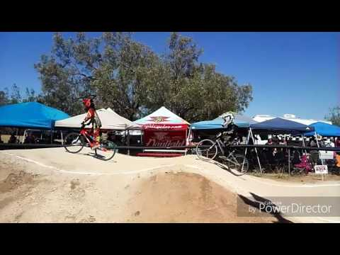 Viking Bmx: Yucca Valley State race main events