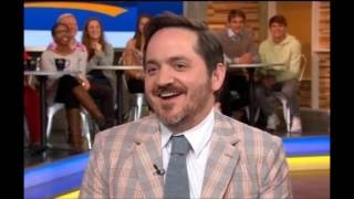 Ben Falcone with Mike & Nicole about being Married to Melissa McCarthy