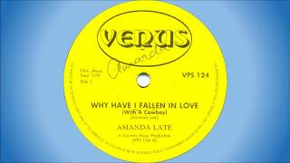 Video Amanda Luyt - Why have I fallen in love (with a cowboy) download MP3, 3GP, MP4, WEBM, AVI, FLV Juli 2018