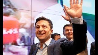 Вова, не подведи!: как российские звезды поздравили Зеленского с победой на выборах