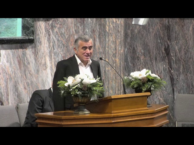 Sergiu Nichescu  - Feb 16, 2020 - Alleluia Church